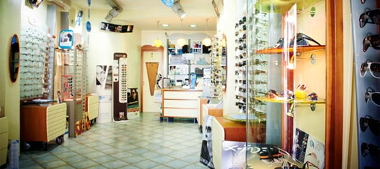 In our store you will find optical glasses and sunglasses from the best brands