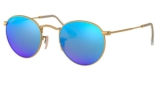 Ray Ban Round Metal S RB3447-1124L-50